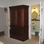 Carpenter room armoire