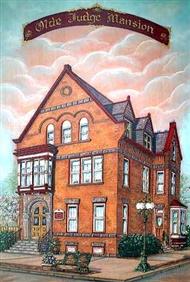 Olde Judge Mansion exterior